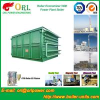 Wholesale Flue Gas Economiser For Boiler , Heat Economizer In Power Plant Anti Corrosion from china suppliers