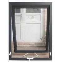Wholesale Outward and Top Hung ( hopper) Window with Manual Opener from china suppliers