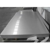 China Max 3m Width AISI 430 EN 1.4016 Galvanized Steel Plate on sale