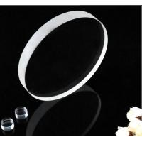 Wholesale Special Fire-polished Crystal Quartz Glass Disc from china suppliers
