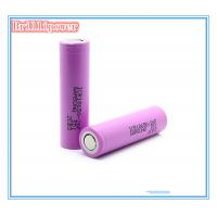 Wholesale Brillipower Li-ion 3.8v Battery cell 2600mah Samsung ICR18650-26F Batteries from china suppliers