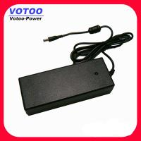 Wholesale 60W 24V 5A Desktop Switching Power Supply For LED Strip / CCTV , 50 - 60Hz from china suppliers