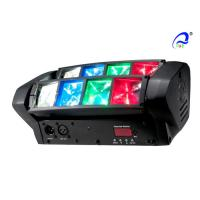 Wholesale Eye Sharpy DJ LED Stage Lighting For Churches / Wedding / Party 8 X 3 Watt from china suppliers
