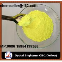 Wholesale TOP 4 Manufacturer green or yellow chemical powder  fluorescent  brightener OB-1  C.I NO 393 for PVC from china suppliers
