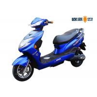 Wholesale 60V Long Range Electric Scooter 1000 / 1500 Watt With Brushless Motor from china suppliers