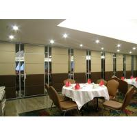 Wholesale Movable Partition Walls , Hotel Partition Wall For Industrial Production from china suppliers