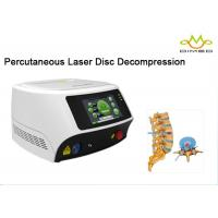 Wholesale 30watts Percutaneous Laser Disc Decompression Machine For Treatment Herniated Lumbar from china suppliers