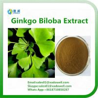 Wholesale Healthcare Supplement Ginkgo Biloba Extract CAS:15291-75-5 from china suppliers