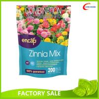 Quality Printing Standing Horticultural Use Plastic Ziplock Bags For Fertilizer Packaging for sale