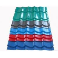 Wholesale Cost-effective Metal Glazed Roof Tile With Various Shape and Size from china suppliers