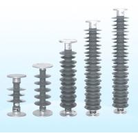 Wholesale high voltage transmission polymer line post insulators and Composite Insulators from china suppliers
