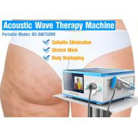 Wholesale Cellulite Treatment Acoustic Wave Therapy Machine , Shock Therapy Equipment from china suppliers