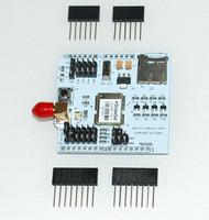 Wholesale GPS Shield with SD Slot, Configurable UART pins external antenna from china suppliers