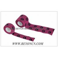 Wholesale Butterfly Non Woven Cohesive Printed Athletic Tape For Wrapping Muscles Joints from china suppliers