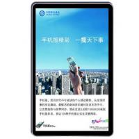 Wholesale 22 Inch Wall Mounted Vertical Apple Style WIFI Touch Panel All In One PC for AD from china suppliers