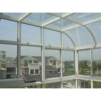 Wholesale Insulated Glass 3mm - 19mm Bent Tempered Glass For Curtain Wall With CE from china suppliers