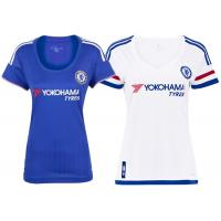 Wholesale Chelsea Classic Womens Soccer Jerseys Blue White Thai Premier League Printing Available from china suppliers
