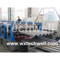 Wholesale Steel Silo Corrugated Panel Roll Forming Machine from china suppliers