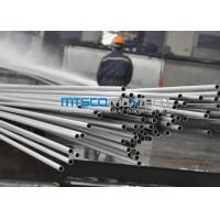 Quality ASTM A789 / ASME SA789 S32205 / S31803 1.4462 Duplex Stainless Steel Tube for sale