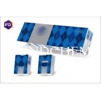 Wholesale Eco-Friendly 4 Layers Pocket Pack Tissues Paper Handkerchief , Wood Pulp from china suppliers