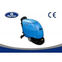 Quality 20 Inch Industrial Floor Scrubber Dryer Machine With Liquid Crystal Display LCD for sale