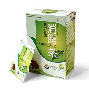 China Lingzhi Detox Tea on sale