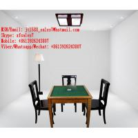 Wholesale XF brand new chair camera for poker analyzer and edge bar-codes marked cards and backside marking playing cards from china suppliers