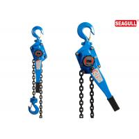 Wholesale HSH-CB 3.2 Ton Capacity Steel Alloy Lever Block Chain Hoist TUV Certified from china suppliers