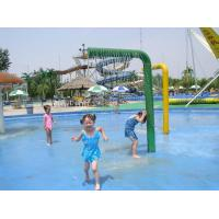 Wholesale Spray Interactive Fountain Toddler Pool Toys Swimming Pool Use from china suppliers