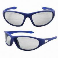 Wholesale Cool Men's Sunglasses, Comfortable Wear and Latest Design, Customized Designs Welcomed from china suppliers