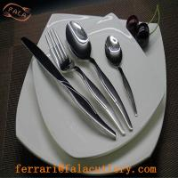 Wholesale Egypt Dagger Design 72/86/125Pcs Stainless Steel Cutlery Set from china suppliers