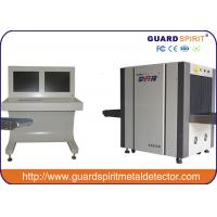 Wholesale Medium Size Security Inspection Machine , X Ray Baggage Scanner For Metro Security from china suppliers