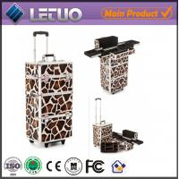 Wholesale Giraffe Makeup Trolley professional makeup trolley case from china suppliers