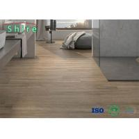 Wholesale SPC Rigid Core Vinyl Flooring No Soluble Volatiles With UV Protective Layer from china suppliers