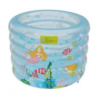 Wholesale Round Shapes Inflatable Swimming Pools Transparent For Baby from china suppliers