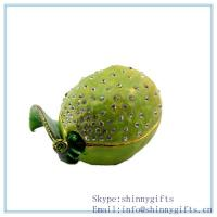Quality Artificial Green Lemons, 3 Inches, Faux Fruit Box for Decoration Made of Pewter SCJ164 for sale