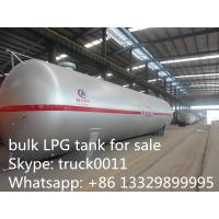 Wholesale bulk LPG tank for sale, LPG gas semitrailer for cooking, hot sale LPG gas storage tank for sale from china suppliers