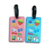 Buy cheap Silicon Luggage Tag from wholesalers