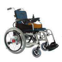24V 20Ah Lithium Battery Battery Powered Wheelchair / Folding Power Wheelchair
