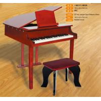 Wholesale Upscale 37 Key Whole Solidwood Classic Mini Toy Wooden Piano Music Toy Grand Type  FS37 from china suppliers