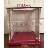 Wholesale Countertop Spinner Display Rack, Acrylic Jewelry Display Design For Fashion Retail Shop from china suppliers