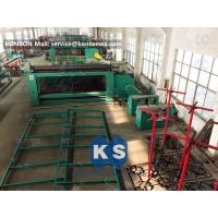 Wholesale Custom Gabion Mesh Machine Wire Netting Machine For 4m X 1m X 1m Box Packing Press from china suppliers