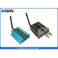 Wholesale 30km Aerial to ground Wireless Video Sender 2000mW Surveillance Video Camera Transmitter from china suppliers