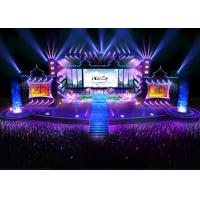 Wholesale Programmable full color LED display Long lifespan / Outdoor LED screens for stage from china suppliers