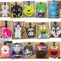 Buy cheap Travel Goods Silicone Custom Rubber Luggage Tag Wholesale from wholesalers