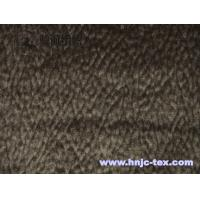 Wholesale Leather printed thick velvet for sofa fabric/uphostery from china suppliers