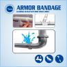 Buy cheap Oil Gas Water Pipeline Repair Bandage from wholesalers