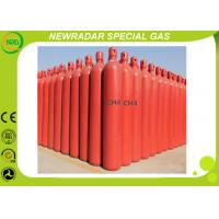 Wholesale Methane Ch4 Natural Gas Cylinders Packaged / High Purity Gases 74-82-8 from china suppliers