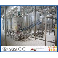 Wholesale 2000LPH 10000LPH SUS304 SUS316L UHT Milk Processing Plant With Filling Machine from china suppliers
