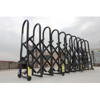 Wholesale Temporary Retractable Security Crowd Control Gates Fences With Braking Mechanism from china suppliers